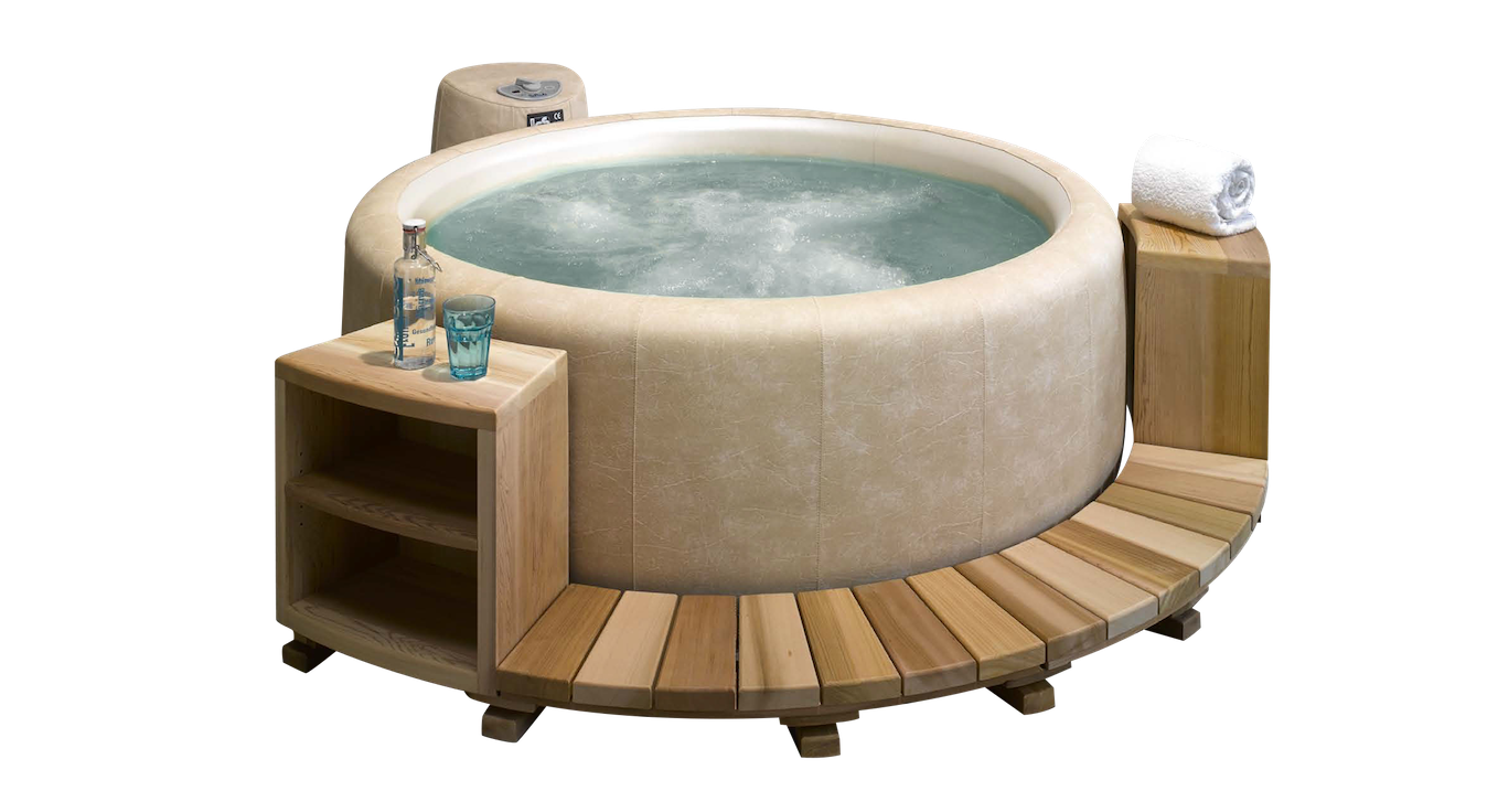aménagement spa zen+ et bois